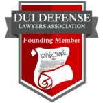 DUI Defense Lawyers Association Founding Member Badge