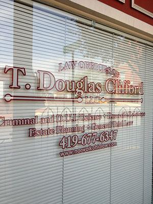 Attorney T. Douglas Clifford Office